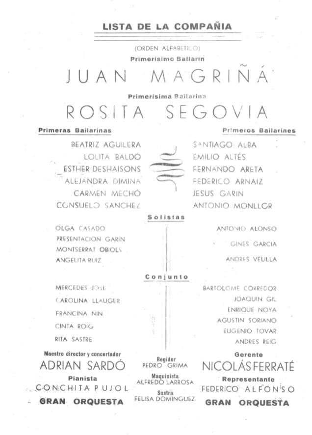 PBB-1951-06-19-Ballets de Barcelona-teatro Ramos Carrion-Zamora-3