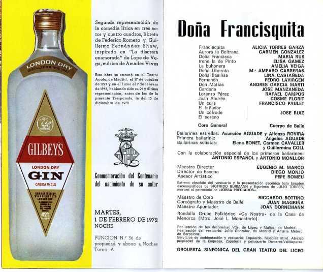 1972-02-01-DOÑA FRANCISQUITA-pl