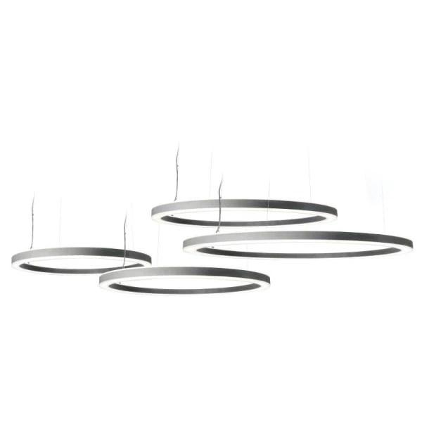 planlicht halo led ring pendant lamp