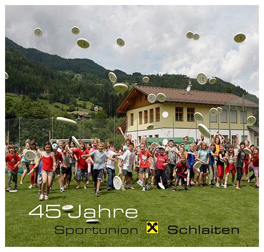 45 Jahre Sportunion