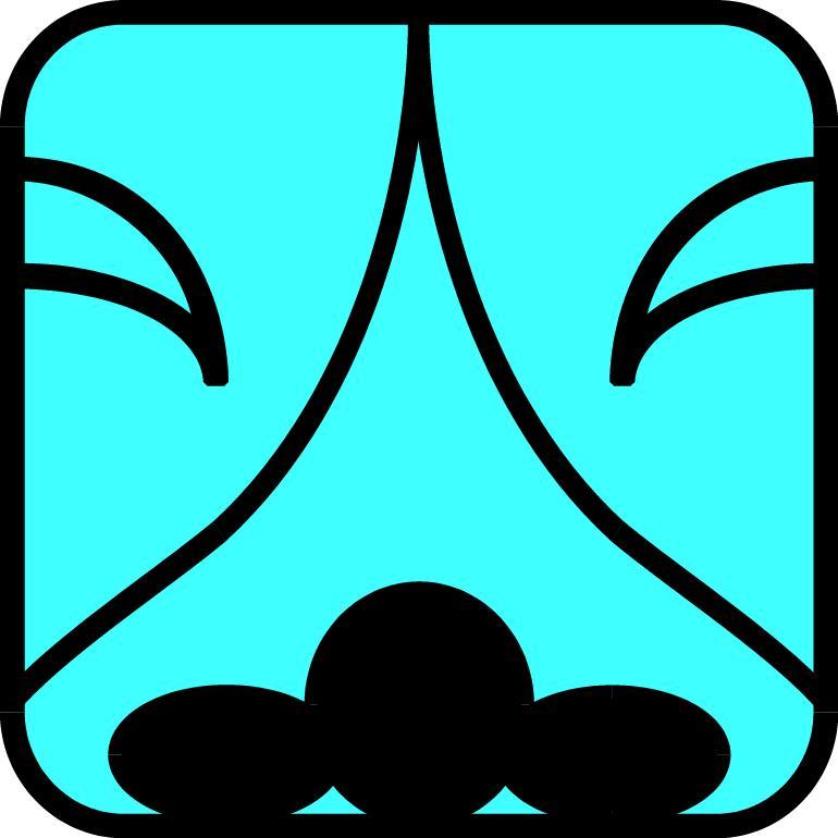 Blaue Nacht-Symbol