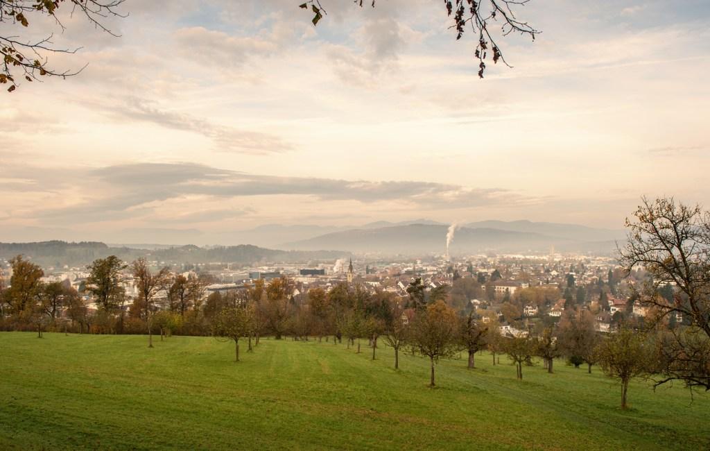 Herbst Walk und ein Anfang