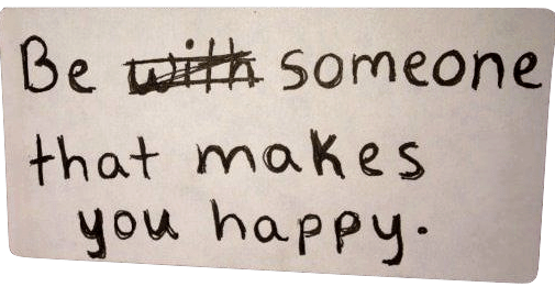 Be-someone-that-makes-you-happy