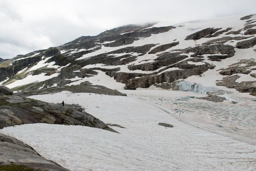 Sonnblickkees mit Gletschersee