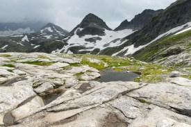 Umgeben von 3.000er Gipfeln