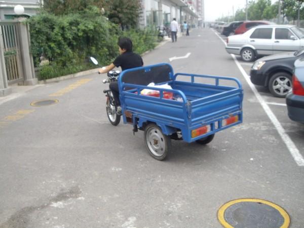 תלת-אופן-חשמלי מנוע-אופניים-חשמליים סין בייג'ין רכב-חשמלי תחבורה-ציבורית