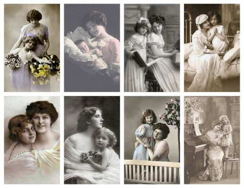 Mothers and Daughters vintage