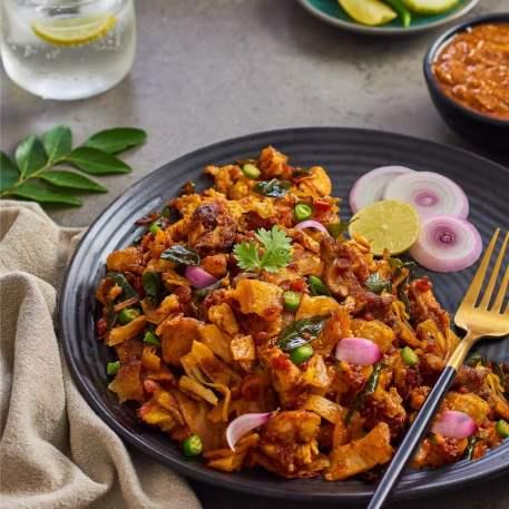 Chicken Kothu Parotta - Licious Blog