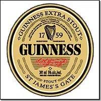 Descienden las ventas de cerveza Guinness en Irlanda en favor del vino