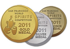 San Francisco World Spirits Competition 2011