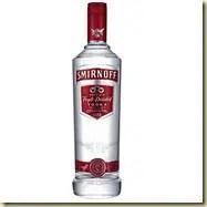 Vodka Smirnoff encabeza el 'Top 10' de marcas más famosas de licores en el mundo