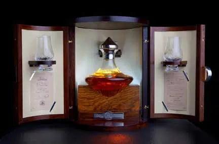 La nueva moda de los whiskies hiperpremium