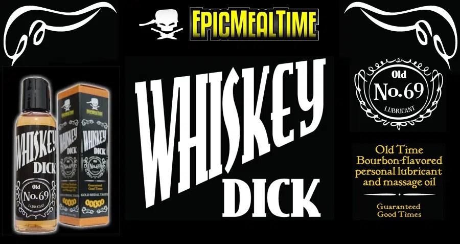 'Whiskey Dick', lanzan lubricante sabor a whisky