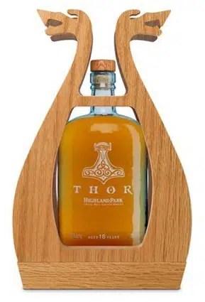 Highland Park presenta nuevo whisky: THOR