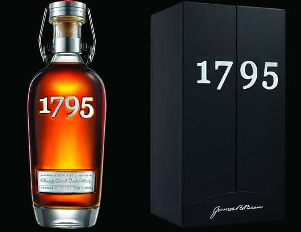 Jim Bean 1795 Edición Limitada