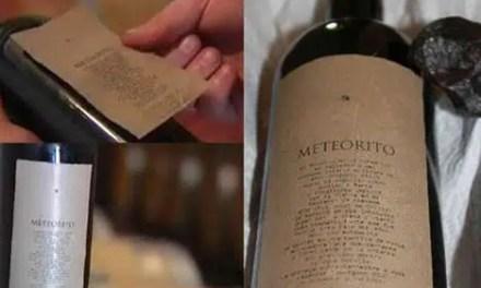 Vino de Meteorito