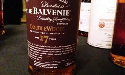 Nuevo The Balvenie 17 Años Doublewood