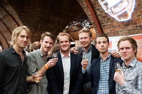 Glasgow celebra el Festival Internacional del Whisky