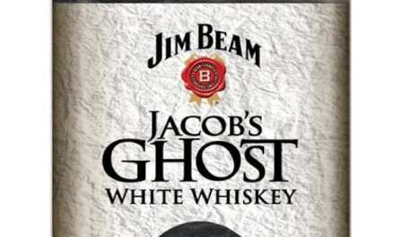 Bean crea un whisky blanco: Jacob's Ghost