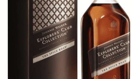 Nuevos Johnnie Walker Explorers Club Collection