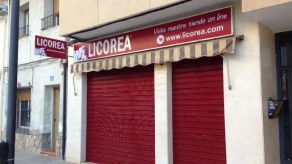 Nuevo Local de Licorea en San Juan de Alicante