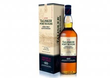 Talisker incorpora nuevo whisky