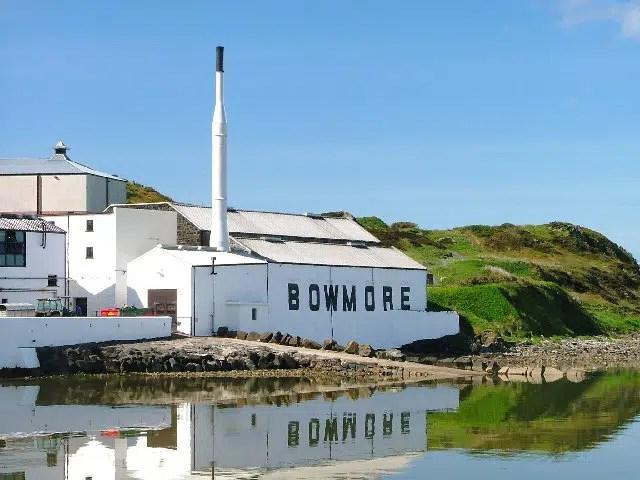 Bowmore lanza nueva serie de botellas