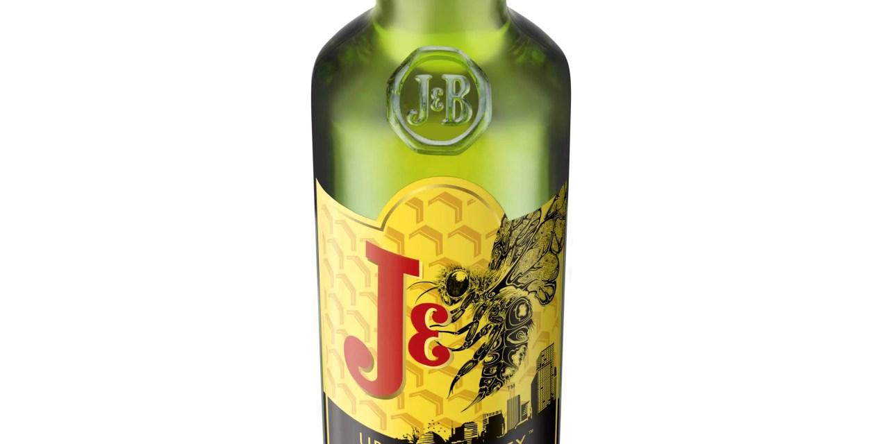 JB lanza versión miel de su whisky