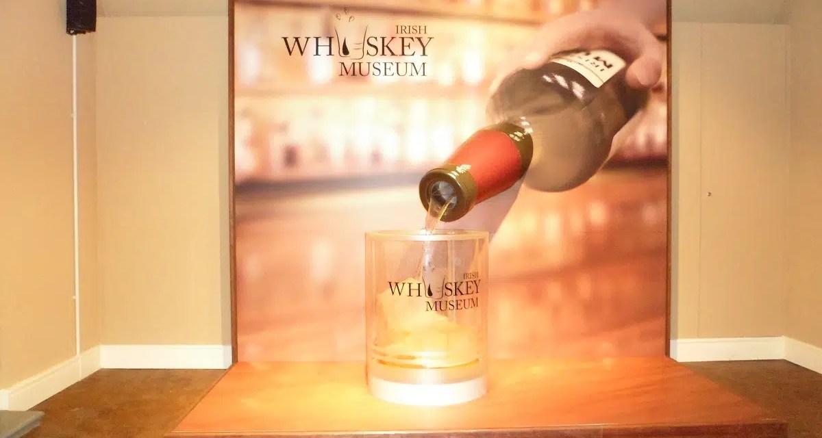 Abierto el Museo del Whiskey Irlandés en Dublín