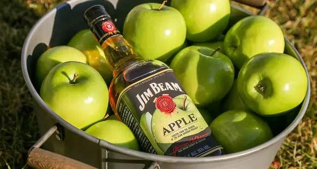 Nuevo Jim Beam Apple