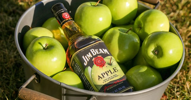 Nuevo Jim Beam Apple