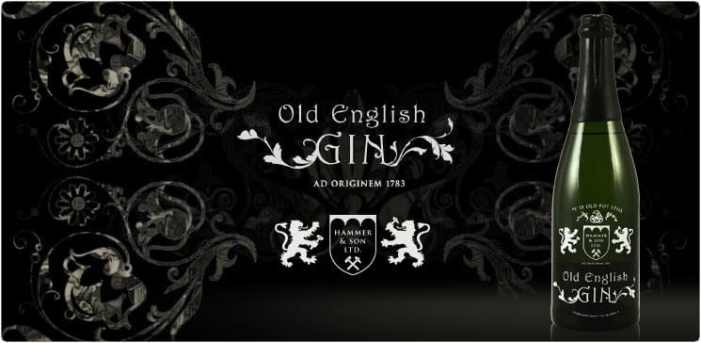 Old English: Mejor Ginebra del Mundo 2015