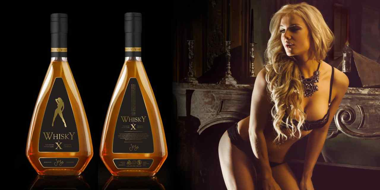 Whisky By X el primer Whisky Porno
