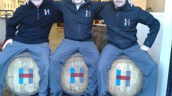 Isle of Harris crea nuevo single malt con el nuevo año