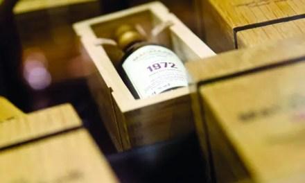 Colección Macallan consigue record mundial de una venta