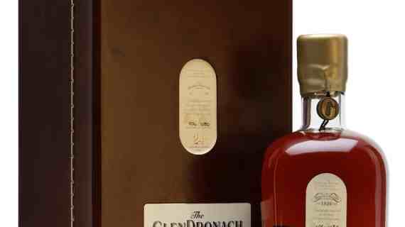 Glendronach Grandeur 25 años