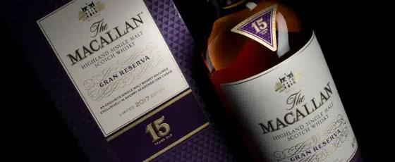 Macallan Gran Reserva 15 Años en preventa hasta el día 19