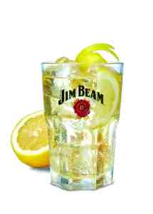 Jim Beam Lime Lemon