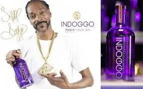 Snoop Dogg lanza ginebra de fresa