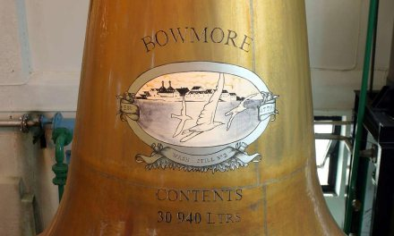 Bowmore lanzará un nuevo whisky escocés 30 años