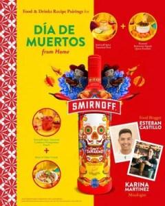 Smirnoff Spicy Tamarind: