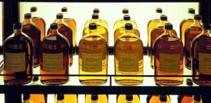 botella de whisky 3 razones