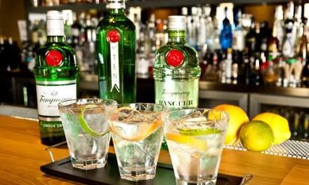 Tanqueray, 3ra. ginebra de importación más vendida en España, propone nuevo gin tonic