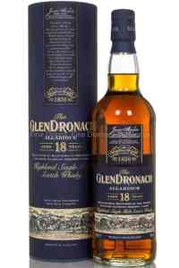 GlenDronach 18 YO Single Malt Scotch Whisky