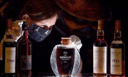 El Whisky Macallan 1940 causa revuelo en Amazon