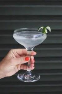 Moonshine Daiquirí, un cóctel con el producto de Stone and Wood.