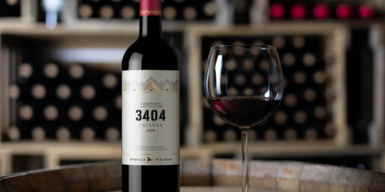 3404 Crianza, un vino estimulante y de excelencia