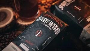 Café con bourbon