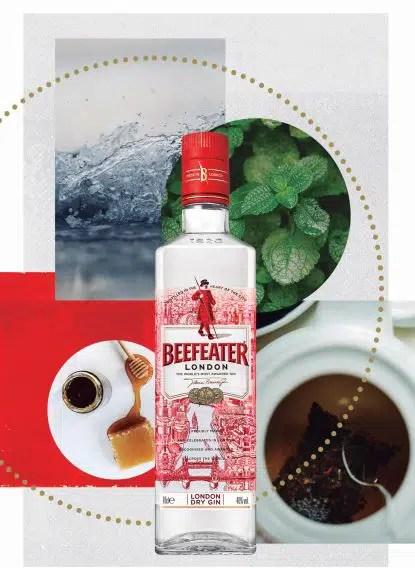 Beefeater hot gin, «todo lo que quiero para Navidad 2020»
