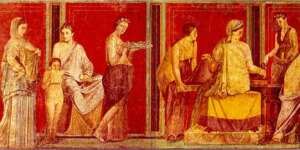 Los cronistas hablan de las posadas que interconectaban el Imperio Romano